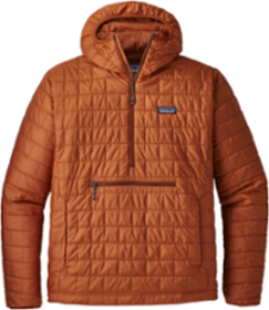 Patagonia Nano Puff Bivy Insulated Pullover - Men'