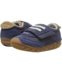 Stride Rite Navy Leather