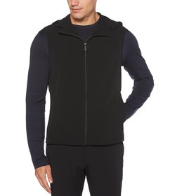 Perry Ellis Big & Tall Water-Repellent Tech Hooded