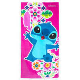 Disney Stitch Beach Towel - Personalized