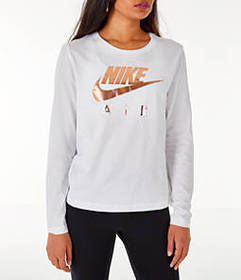 Women's Nike Sportswear Air Long-Sleeve T-Shirt