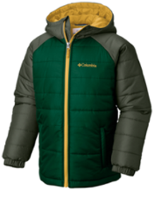 Columbia Tree Time Puffer Jacket - Toddler Boys'