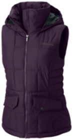 Columbia Lone Creek Hooded Insulated Vest - Women'