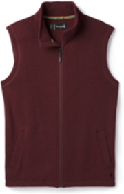 Smartwool Hudson Trail Fleece Vest - Men's