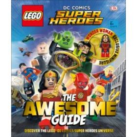 Lego LEGO® DC Comics Super Heroes The Awesome Guid