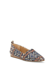 Lucky Brand Beechmer Pointed Flat