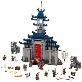 Lego Temple of The Ultimate Ultimate Weapon