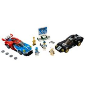 Lego 2016 Ford GT & 1966 Ford GT40