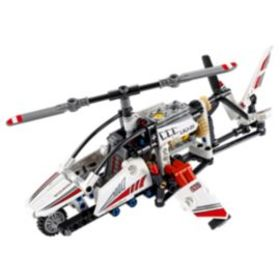 Lego Ultralight Helicopter