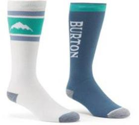 Burton Weekend Snowboard Socks - Women's - 2 Pairs