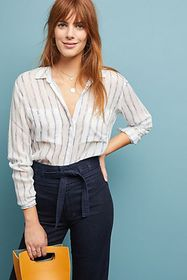 Anthropologie Cloth & Stone Tilly Buttondown