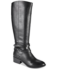Material Girl Damien Tall Boots, Created for Macy'