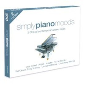 Simply Piano Moods / Various