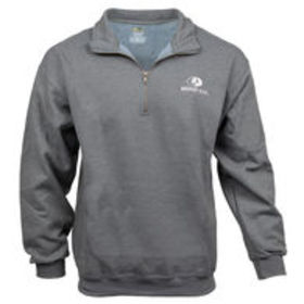Mossy Oak Men's Cadet Quarter-Zip Pullover
