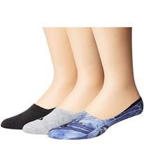 Sperry Printed Cushioned Liners 3-Pack