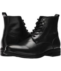 Vince Camuto Black Leather