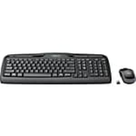 Logitech Desktop MK320 Wireless Keyboard & Mouse,