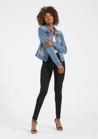 Tall Sofia Trucker Jacket