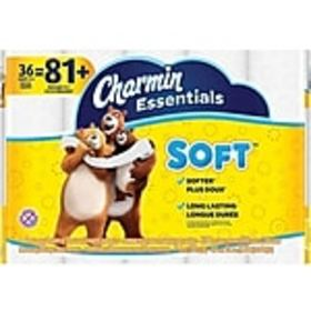 Charmin Essentials Soft 2-Ply Standard Toilet Pape
