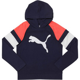 Puma COLORBLOCK PULLOVER TOP YOUTH