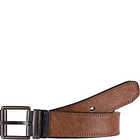 Levi's 35MM Non-Reversible w/ Batwing Ornament and