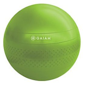 Gaiam Restore Strong Back Stability Ball