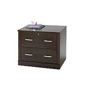 Sauder Office Port Collection Laminate Lateral