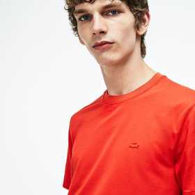 Lacoste Men's Motion Crew Neck Technical Petit Piq