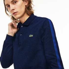 Lacoste Men's Made In France Regular Fit Piqué Pol