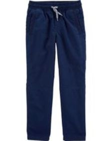 Osh Kosh Kid BoyPull-On Poplin Pants