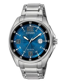 Citizen 42mm Men's Eco-Drive Bracelet Watch