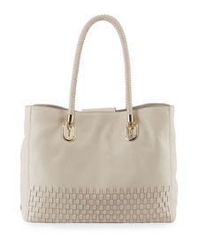Cole Haan Benson Large Woven Tote Bag
