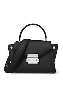 MICHAEL Michael Kors Whitney Mini Leather Messenge