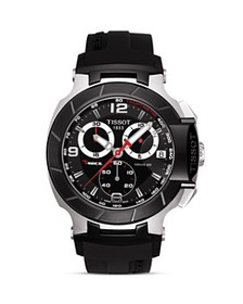 Tissot - Tissot T-Race Men's Black Quartz Chronogr