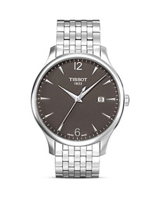 Tissot - Tissot Tradition Men's Anthracite Quartz
