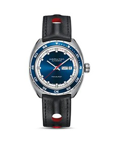 Hamilton - Classic Pan Europ Watch, 42mm