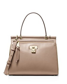 MICHAEL Michael Kors - Jasmine Leather Satchel