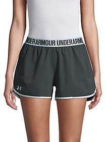 Under Armour Athletic Logo Shorts CHARCOAL