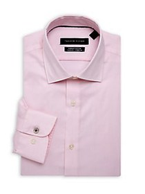 Tommy Hilfiger Cotton Button-Down Shirt PETAL