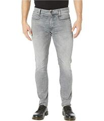 G-Star D-Staq Five-Pocket Skinny in Wess Grey Supe