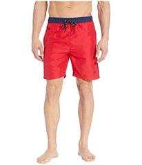 U.S. POLO ASSN. Engine Red