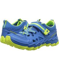 Merrell Blue/Citron