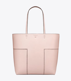 Tory Burch BLOCK-T TALL TOTE