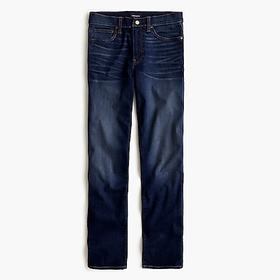 J. Crew Destination 770 Straight-fit traveler jean