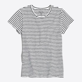 J. Crew Factory factory womens Classic cotton stri