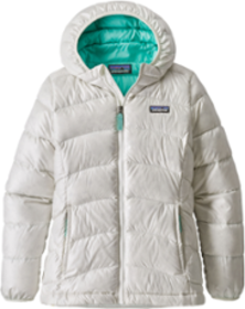 Patagonia Hi-Loft Down Sweater Hoodie - Girls'