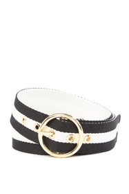 Linea Pelle Stripe Belt