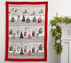 Pottery Barn Classic Christmas Advent Calendar