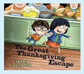 Pottery Barn The Great Thanksgiving Escape Book
