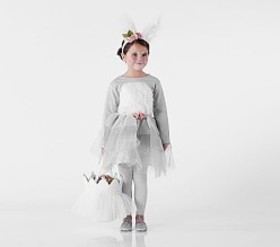 Pottery Barn Woodland Bunny Tutu Costume